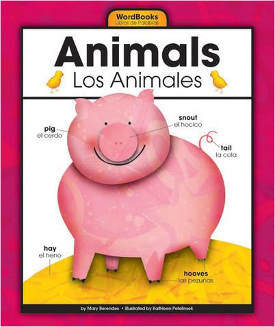 Cover: Animals/Los Animales