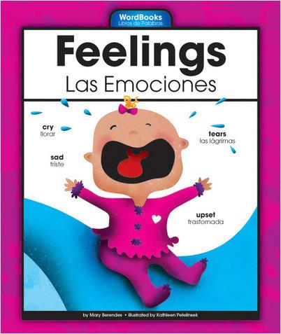Cover: Feelings/Las Emociones