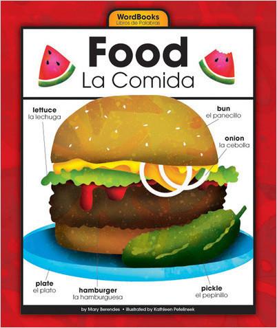 Cover: Food/La Comida