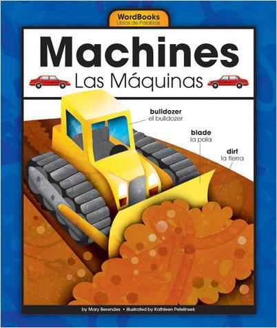 Cover: Machines/Las Maquinas