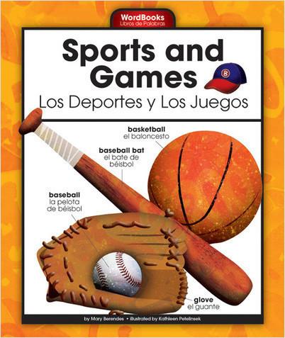 Cover: Sports and Games/Los Deportes y Los Juegos