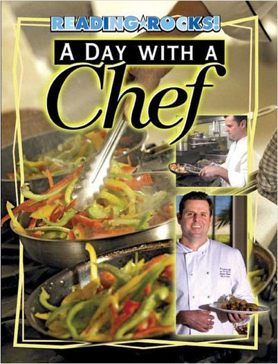 Cover: A Day with a Chef