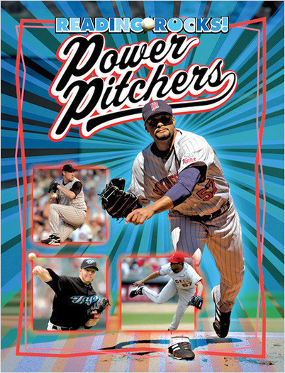 Cover: Power Pitchers