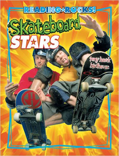Cover: Skateboard Stars