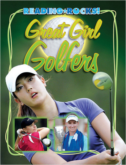 Cover: Great Girl Golfers