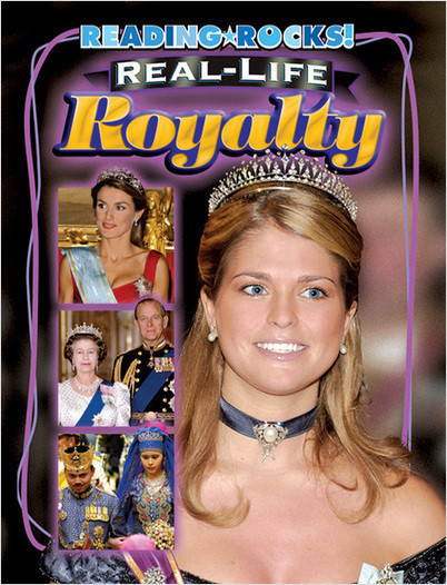 Cover: Real-Life Royalty