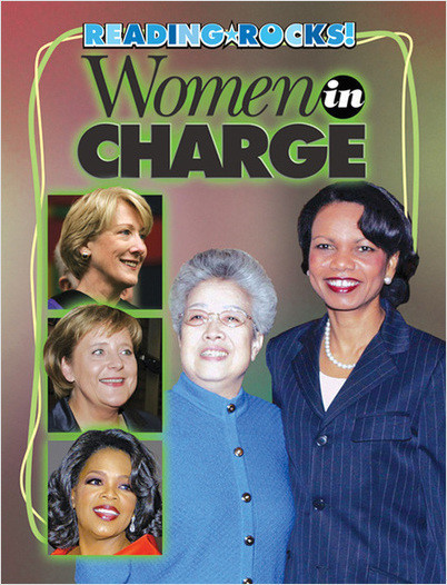 Cover: Women in Charge
