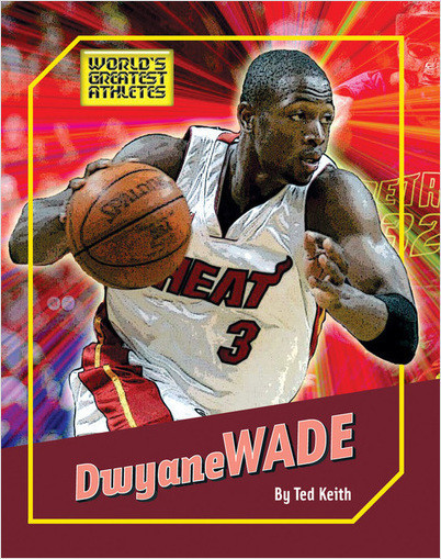 Cover: Dwyane Wade