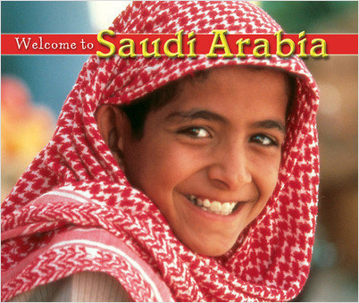 Cover: Welcome to Saudi Arabia