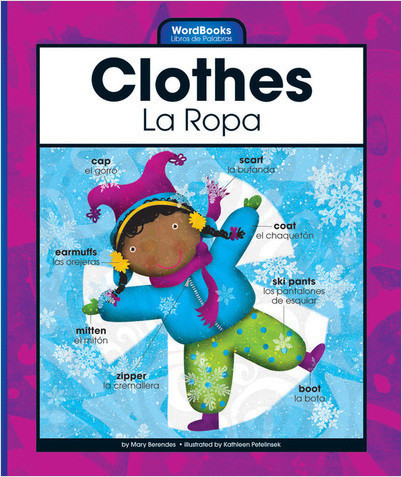 Cover: Clothes/La Ropa