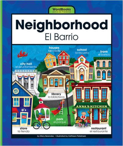 Cover: Neighborhood/El Barrio