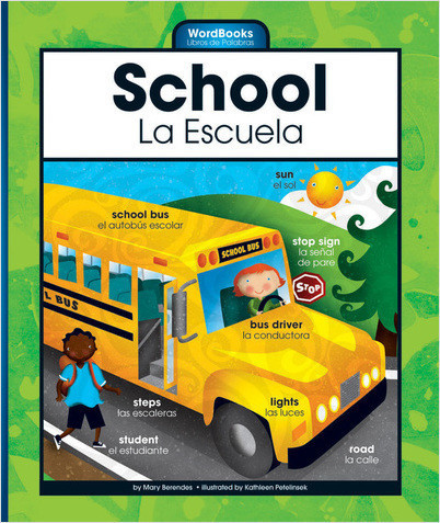 Cover: School/La Escuela