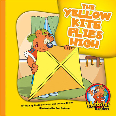 Cover: The Yellow Kite Flies High