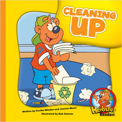 Cover: Cleaning Up