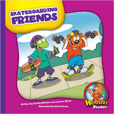 Cover: Skateboarding Friends