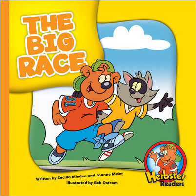 Cover: The Big Race