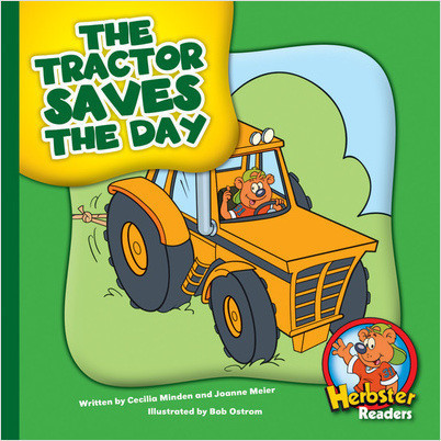 Cover: The Tractor Saves the Day