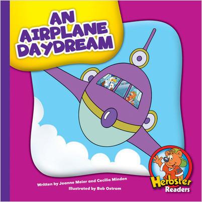 Cover: An Airplane Daydream