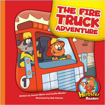 Cover: The Fire Truck Adventure