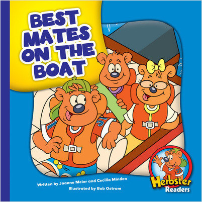 Cover: Best Mates on the Boat