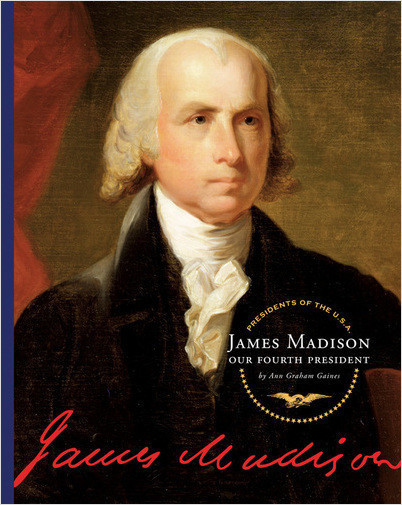 Cover: James Madison