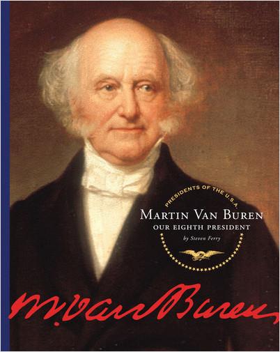 Cover: Martin Van Buren