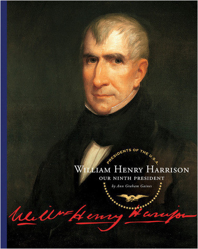 Cover: William Henry Harrison