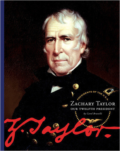 Cover: Zachary Taylor