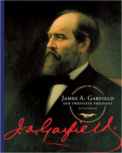 Cover: James A. Garfield