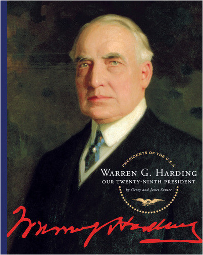 Cover: Warren G. Harding