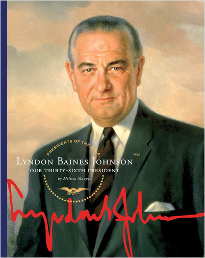 Cover: Lyndon Baines Johnson