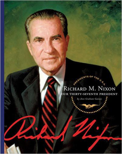 Cover: Richard M. Nixon
