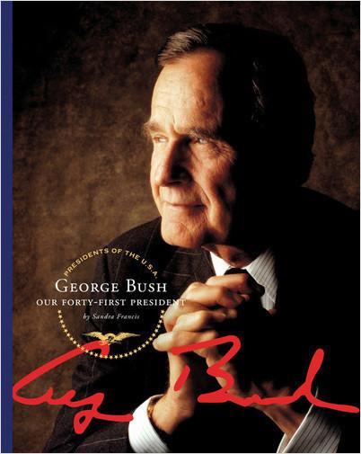 Cover: George Bush