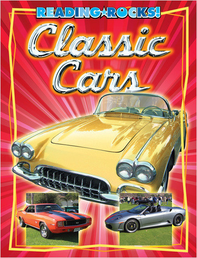 Cover: Classic Cars