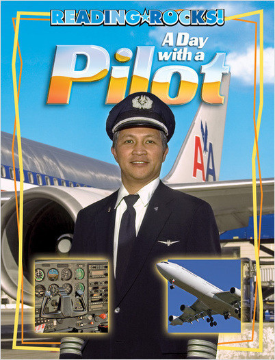 Cover: A Day with a Pilot