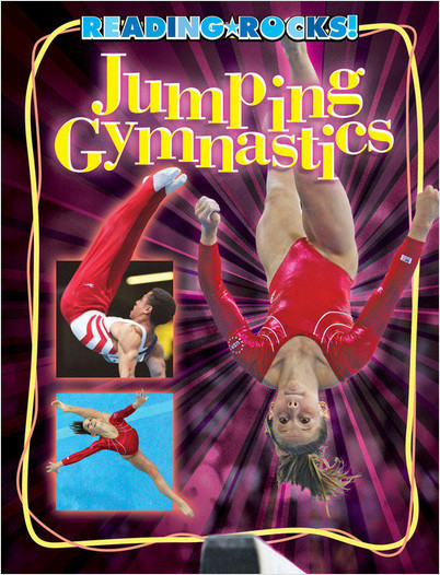 Cover: Jumping Gymnastics