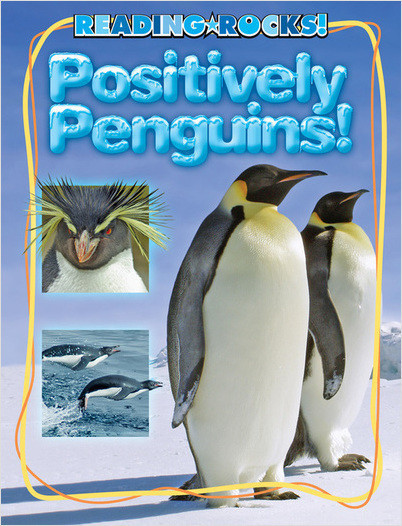 Cover: Positively Penguins!