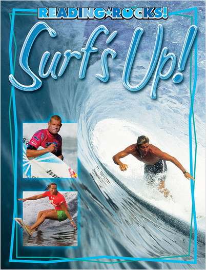 Cover: Surf's Up!
