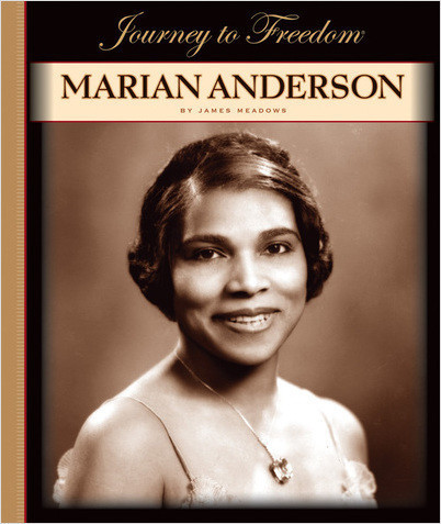 Cover: Marian Anderson