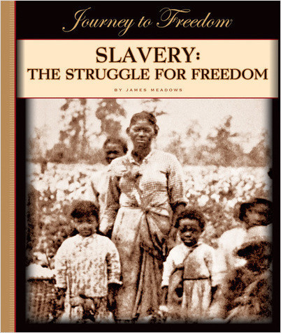 Cover: Slavery: The Struggle for Freedom