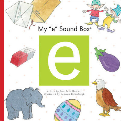 Cover: My 'e' Sound Box