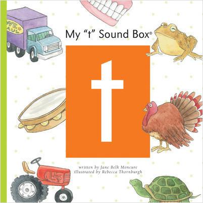 Cover: My 't' Sound Box