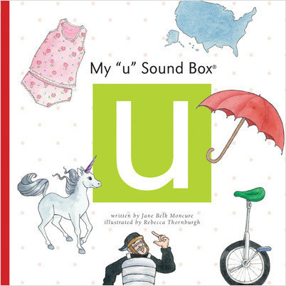 Cover: My 'u' Sound Box