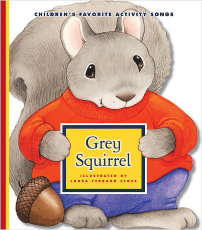 Cover: Grey Squirrel