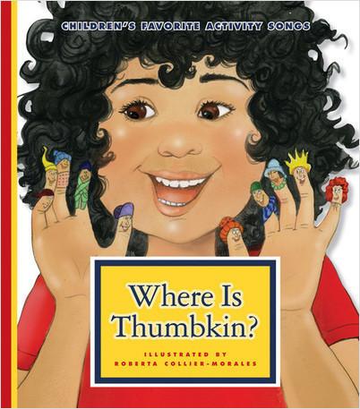 Cover: Where Is Thumbkin?