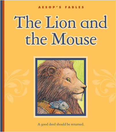 Cover: The Lion and the Mouse