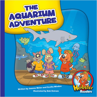 Cover: The Aquarium Adventure