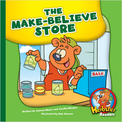 Cover: The Make-Believe Store
