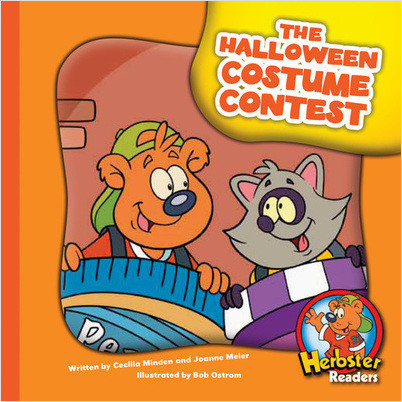 Cover: The Halloween Costume Contest