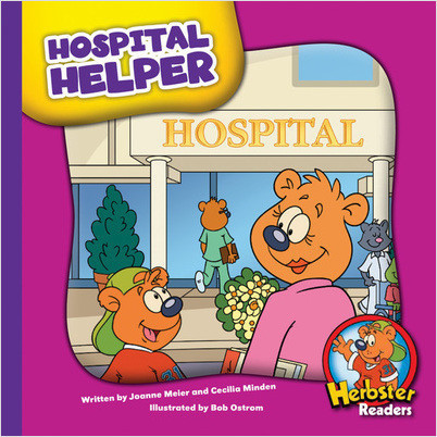 Cover: Hospital Helper